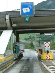 Truck Toll in Austria